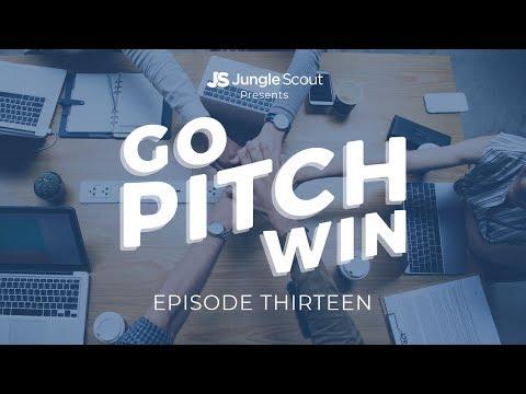 A find better TALENT platform 🔍I Pitch 1 Week 5 I Go Pitch Win I Jungle Scout