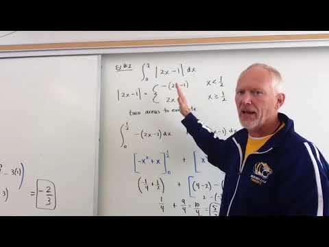 Evaluating a Definite Integral (Fundamental Theorem of Calculus)