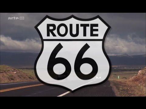 Route 66 : Le Grand Ouest Américain [HD]