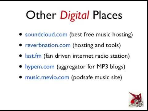 How to get your music into iTunes, Amazon MP3, Spotify & many more using digital aggregators