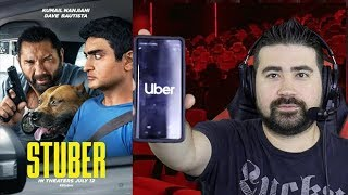 Stuber Angry Movie Review