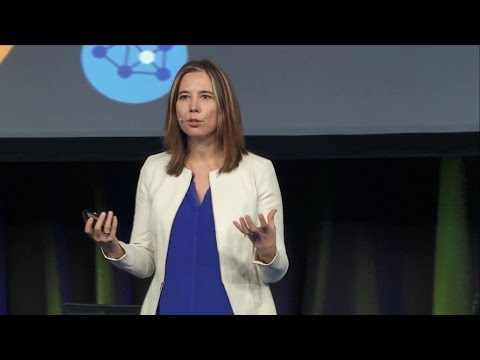 2016 Microsoft Tech Summit Mexico City Keynote with Catherine Boeger (English Only Version)