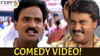 Hindi Comedy Scenes | Sunil Comedy | Nitin | Venu Madhav | Sarfira The Power Man | Funny Comedy