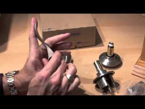 Changing the Handing of a Schlage Entry Lever