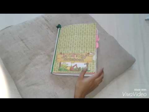 Pop Up Journal Notebook Idea