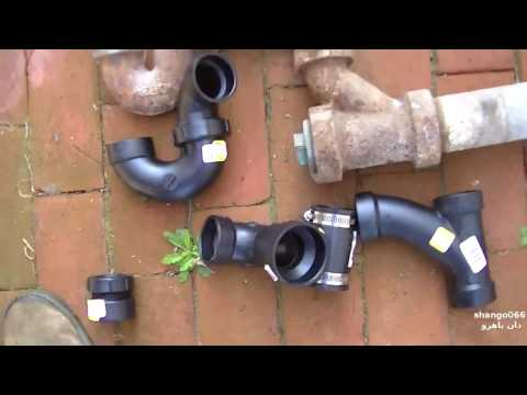 Replacing Cast Iron Drain Line With ABS Plastic