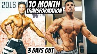 I WON!!! | MY 10 MONTH TRANSFORMATION