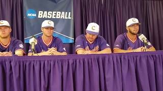 TigerNet.com - Clemson press conference pre regional