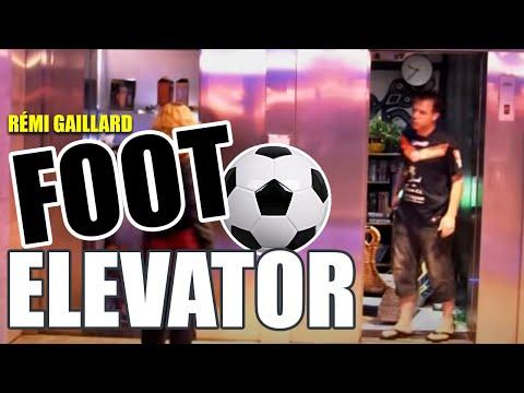 FOOTBALL ELEVATOR (REMI GAILLARD)