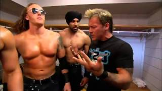 3MB make an offer to Chris Jericho -  WWE App