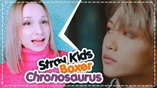 Download STRAY KIDS - CHRONOSAURUS + BOXER REACTION/РЕАКЦИЯ   KPOP ARI RANG Video