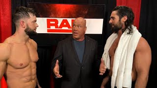 Raw GM Kurt Angle makes a historic decision for the Men
