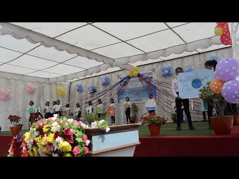 Special Perform By class 3 Save the earth