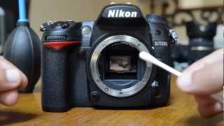 How to Clean Your DSLR Sensor and Mirror