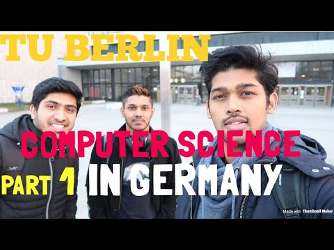 MS IN COMPUTER SCIENCE IN GERMANY- DOES CGPA AND WORK EXPERIENCE MATTERS? (PART 1)