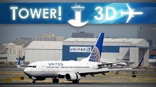 Tower3D - Multiplayer w/Jeff - Busiest Airport in The World