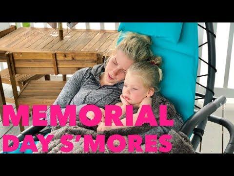 MEMORIAL DAY SMORES-SCARLETT UPDATE