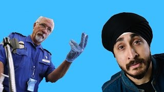 Remove my Turban at the Airport?!