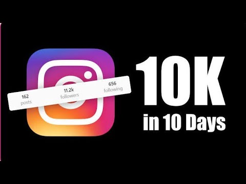How to increase unlimited Instagram followers (2018)