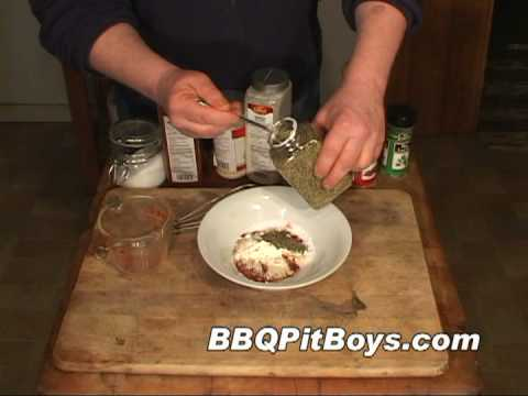 Cajun Rub recipe by the BBQ Pit Boys