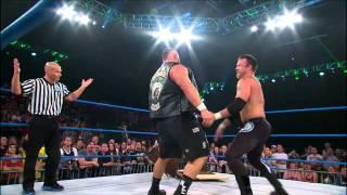Mr. Anderson vs. Bully Ray (November 21, 2013)