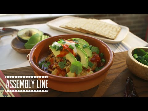 Mexican Matzo Brei | Assembly Line