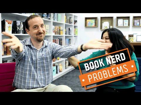 Book Nerd Problems | Needing a Book Stylist