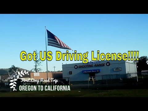 Driving License In US |Life Updates 2017| Ep1