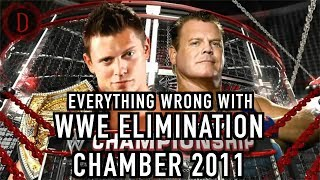 Episode #312: Everything Wrong With WWE Elimination Chamber 2011