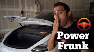 Tesla Model 3 Power Frunk openclose,B25AV - ViralHub