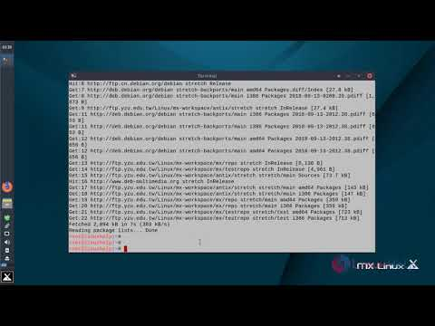 How to install Shotwell on MX Linux 17