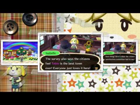 Animal Crossing New Leaf How to Get the Golden Watering Can