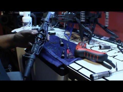 Yeti XL Rear Axle: Boca Bearings Install (Part 2)