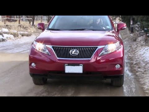 How to: Lexus RX350 bad Denso ballast swap with a good one
