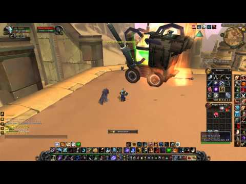 World of Warcraft Nexos: Love is in the Air!