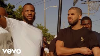 The Game - 100 ft. Drake (Official Music Video)