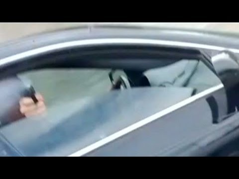 See this doctor's extreme road rage