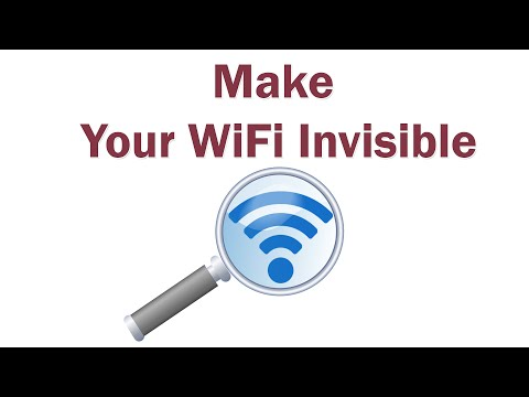 How To Hide Your WiFi Network For Others