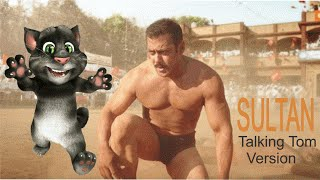 Sultan Trailer : Talking Tom Version