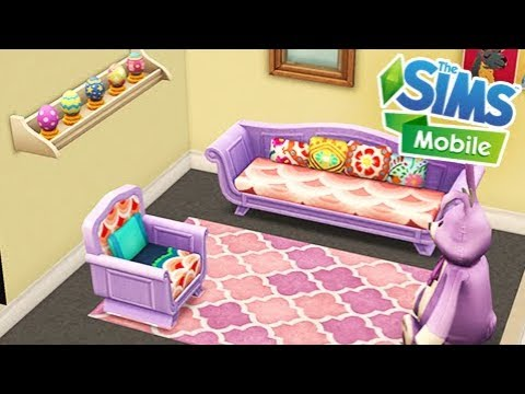 THE SIMS MOBILE | SPRING IT ON COLLECTION!