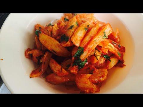 Spicy Masala Chips Recipe    Chips Masala