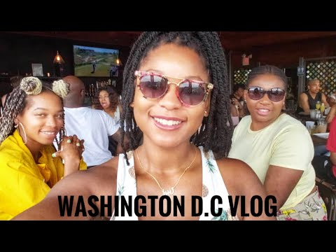 First time in Washington D.C