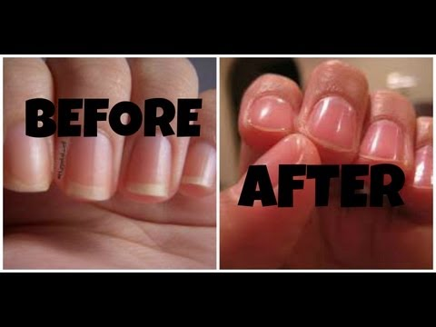 HOW TO: BUFF YOUR NAILS