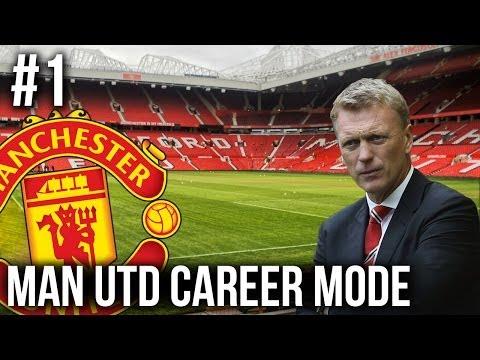 FIFA 14: Man Utd Career Mode - Episode #1 - BACK TO DOMINATION!