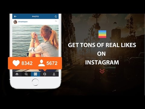 Unlimited Instagram Likes - How to get tons of likes on Instagram (May 2016)