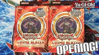 Download *EPIC!* Yu-Gi-Oh! Cosmo Blazer Special Edition x2 Opening Video