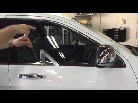 How to Unlock A Car: Jeep Grand Cherokee