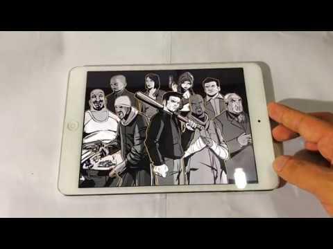 gaming test on iPad mini 2 with iOS 11
