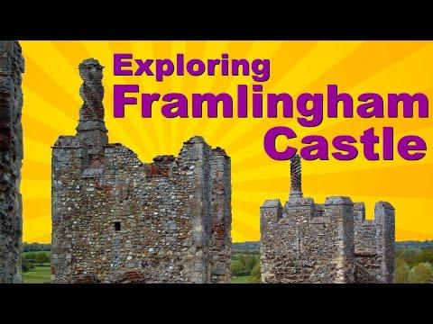 Framlingham Castle: Explore Roger Bigod's Keepless Castle in Suffolk, England