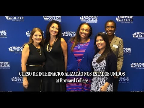 Broward College Import/Export Workshop for Brazilian Business Owners